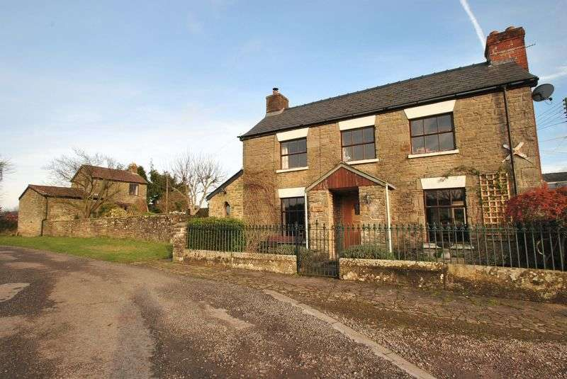 3 Bedrooms Detached House for sale in ELLWOOD, NR. COLEFORD, GLOUCESTERSHIRE