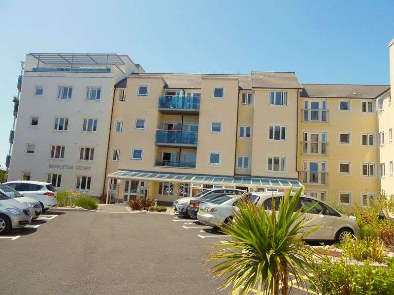 1 Bedroom Flat for sale in Middleton Court: **MUST BE VIEWED** WALK OUT BALCONY WITH SEA VIEWS