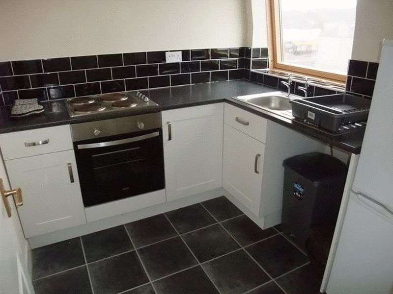 2 Bedrooms Flat for sale in Station Road, Kelty