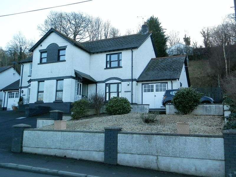 3 Bedrooms Semi Detached House for sale in Persondy, Newcastle Emlyn