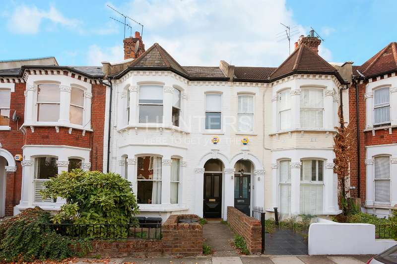 5 Bedrooms Terraced House for sale in Kylemore Road, West Hampstead, London, NW6 2PT