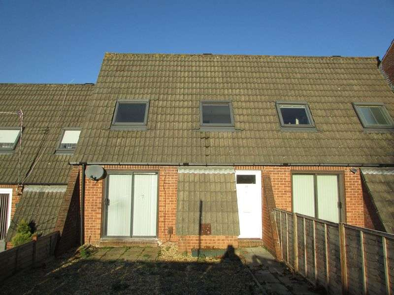 2 Bedrooms Terraced House for sale in Prestwick Close, Bristol
