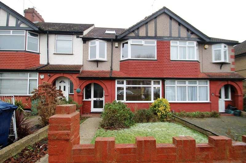 4 Bedrooms Terraced House for sale in The Fairway, Northolt,