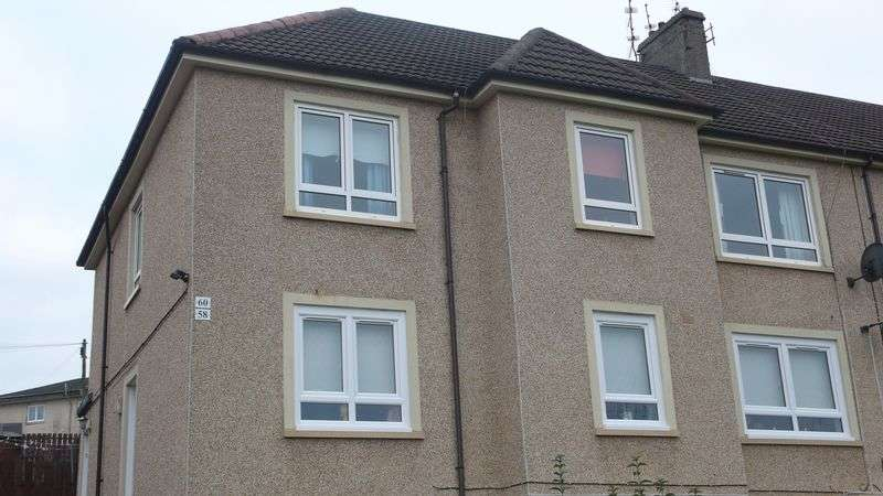 3 Bedrooms Flat for sale in Woodside Drive,Calderbank, Airdrie