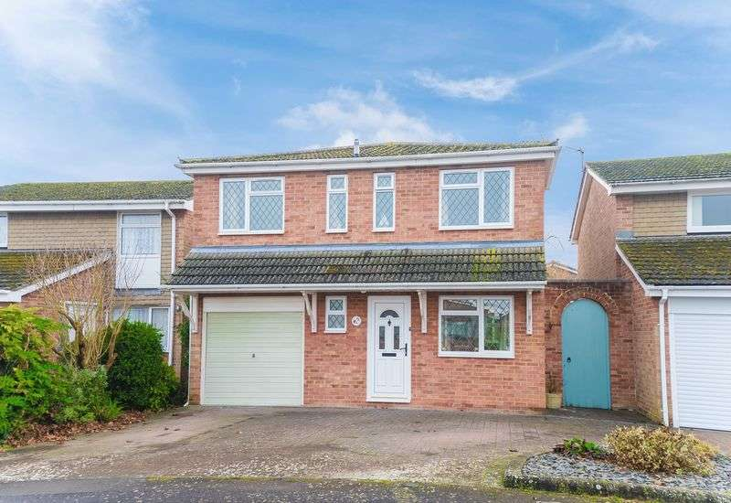 4 Bedrooms Detached House for sale in Hardwell Close, Grove