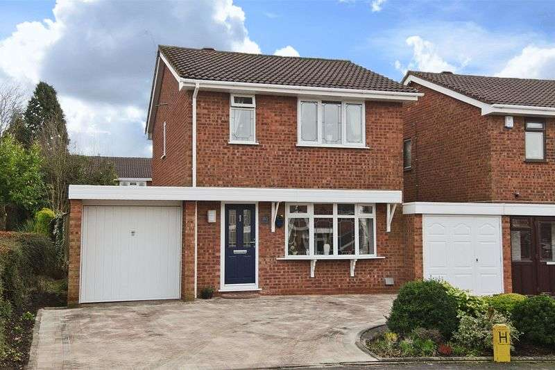 3 Bedrooms Detached House for sale in Ansty Drive, Heath Hayes, Cannock