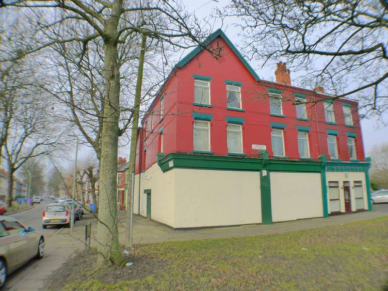 9 Bedrooms Terraced House for sale in 83a Bowden Road, Liverpool, L19 1QW