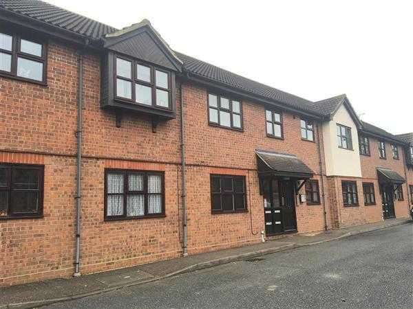 1 Bedroom Apartment Flat for sale in Tyssen Mead, Chelmsford