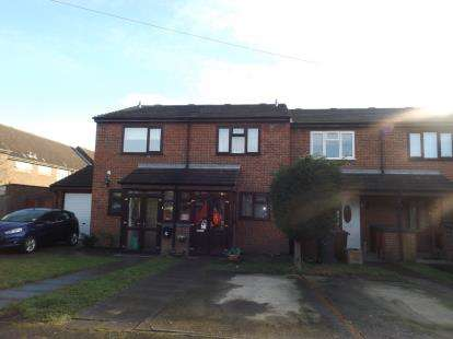 2 Bedrooms Terraced House for sale in Romford, London, United Kingdom
