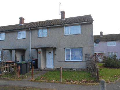 3 Bedrooms End Of Terrace House for sale in Windmill Close, Putnoe, Bedford