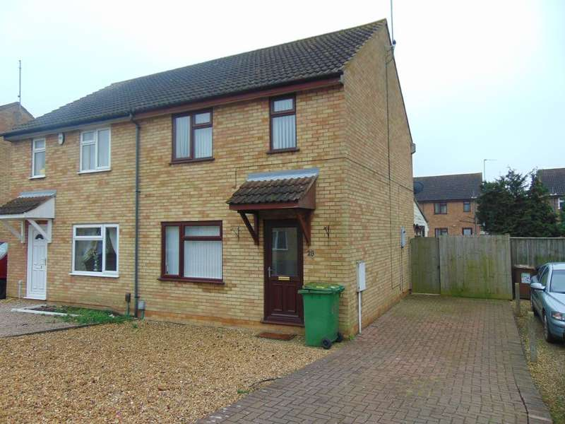 3 Bedrooms Semi Detached House for sale in Godwin Road, Wisbech, Cambs, PE13 3HR