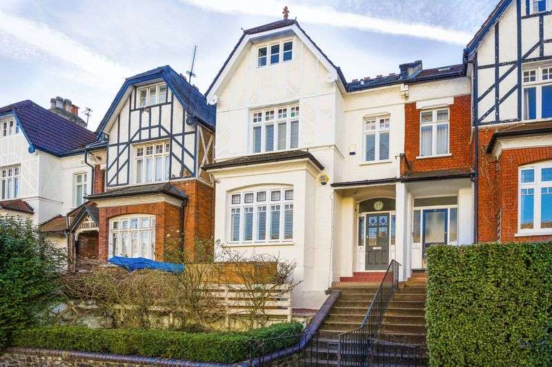 5 Bedrooms Terraced House for sale in Berkeley Road, N8