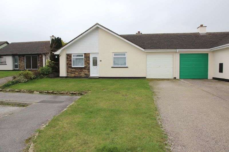 2 Bedrooms Detached Bungalow for sale in Trevilson Close, St Newlyn East