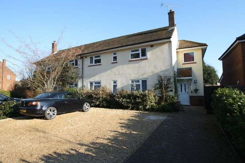4 Bedrooms Semi Detached House for sale in Walters Ash