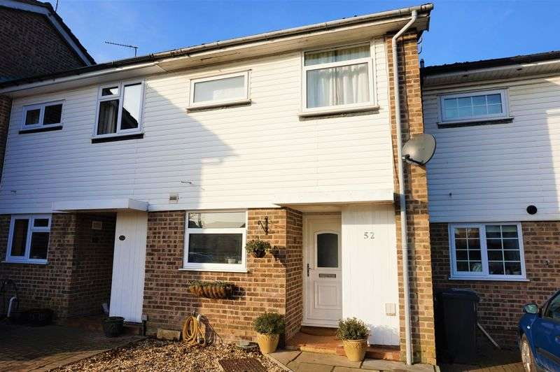 3 Bedrooms Terraced House for sale in Sutton Road, Newbury, RG14