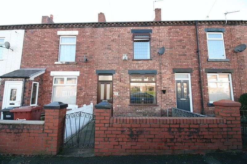 2 Bedrooms Terraced House for sale in Leigh Road, Bolton