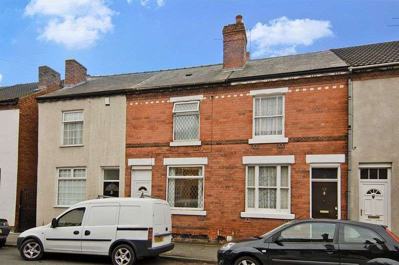 4 Bedrooms Terraced House for sale in Church Street, Bloxwich, Walsall