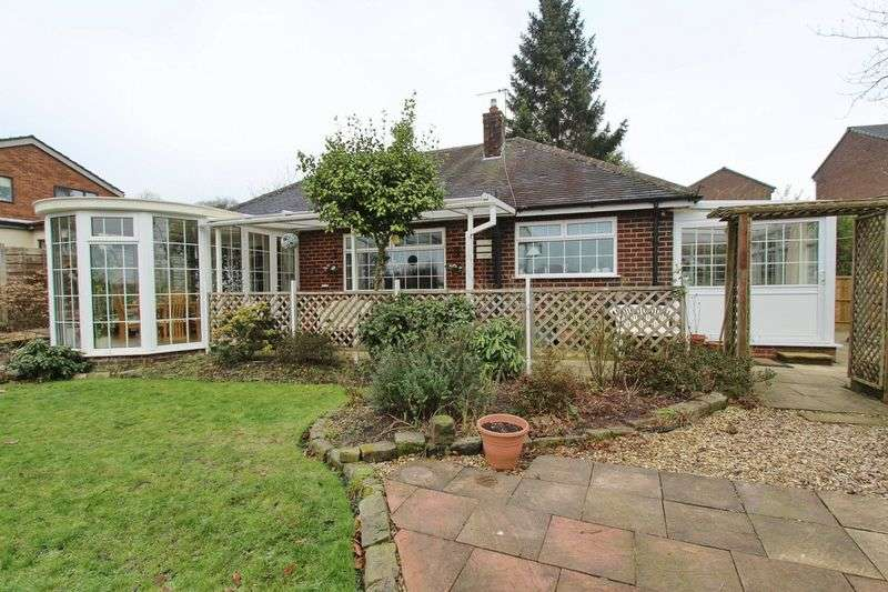 3 Bedrooms Detached Bungalow for sale in Top O Th Fields, Whitefield, Manchester
