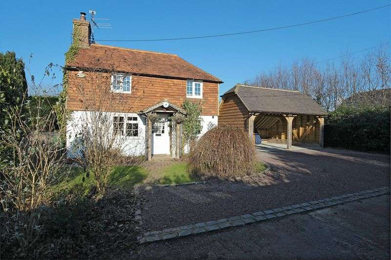 4 Bedrooms Detached House for sale in North Street, Hellingly, East Sussex