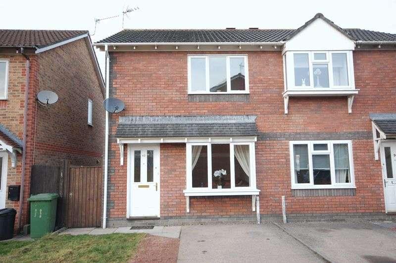2 Bedrooms Semi Detached House for sale in 10 Cwrt Ywen, Llanharry, Pontyclun, CF72 9GE