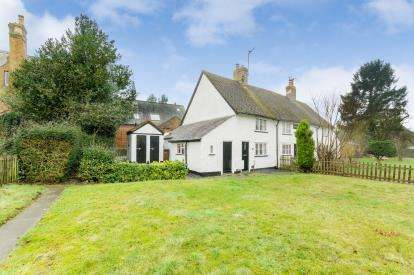 House for sale in Roxley Cottages, Willian, Letchworth Garden City, Hertfordshire