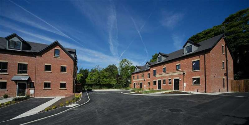 4 Bedrooms Property for sale in The Mews, Salford