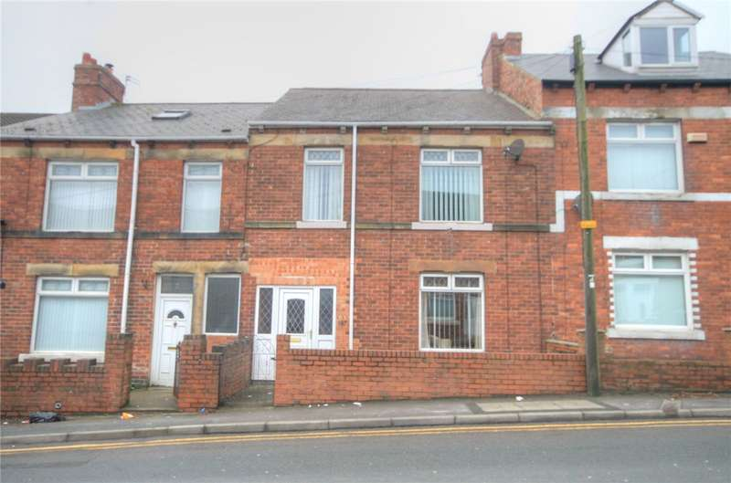 3 Bedrooms Terraced House for sale in Park Road, Stanley, Durham, DH9