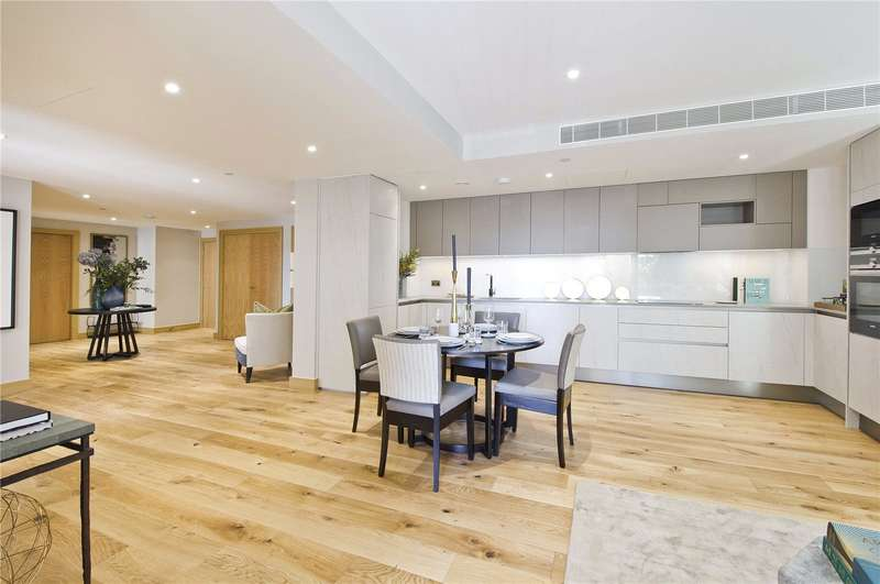 2 Bedrooms Flat for sale in Paddington Exchange, North Wharf Road, London, W2