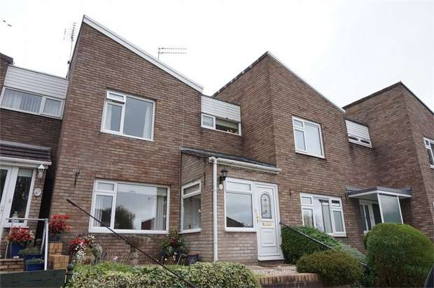 3 Bedrooms Terraced House for sale in Oak Road, Rogerstone, NEWPORT