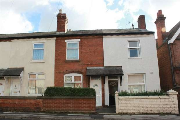 3 Bedrooms Terraced House for sale in Weston Street, Walsall, West Midlands