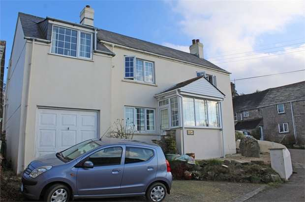4 Bedrooms Detached House for sale in Mount Pleasant, St Breward, Bodmin, Cornwall