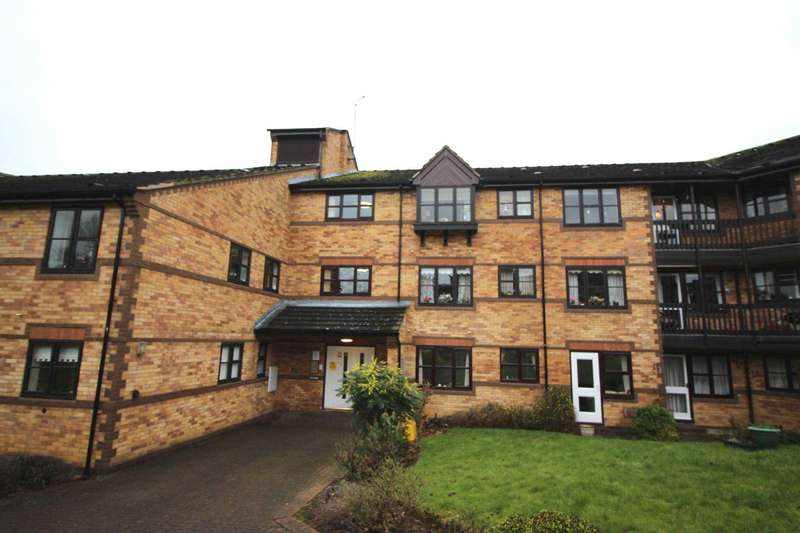 2 Bedrooms Flat for sale in Stoneycroft, Stoneygate Road, Stoneygate