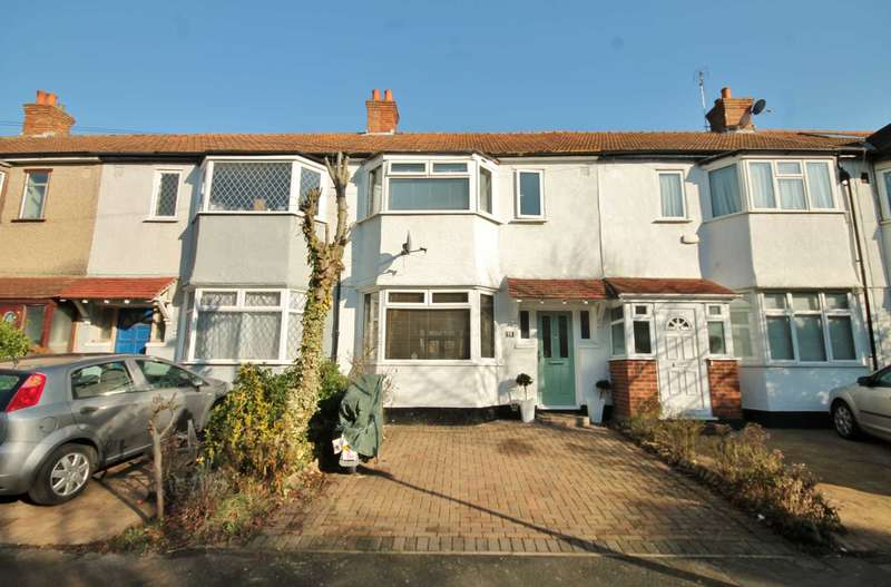 3 Bedrooms Terraced House for sale in Consfield Avenue, New Malden