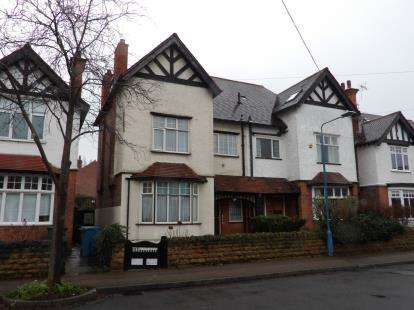 4 Bedrooms Semi Detached House for sale in Ella Road, West Bridgford, Nottingham
