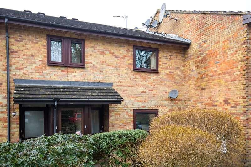 1 Bedroom Maisonette Flat for sale in Puller Road, High Barnet, Hertfordshire, EN5