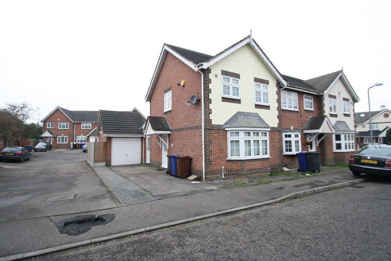 4 Bedrooms End Of Terrace House for sale in Daniel Close, Chafford Hundred