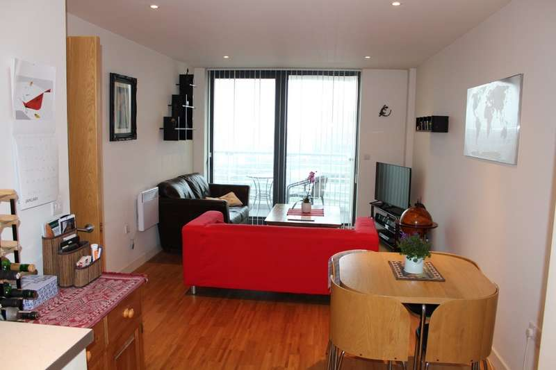 2 Bedrooms Flat for sale in St George's Island, 2 Kelso Place