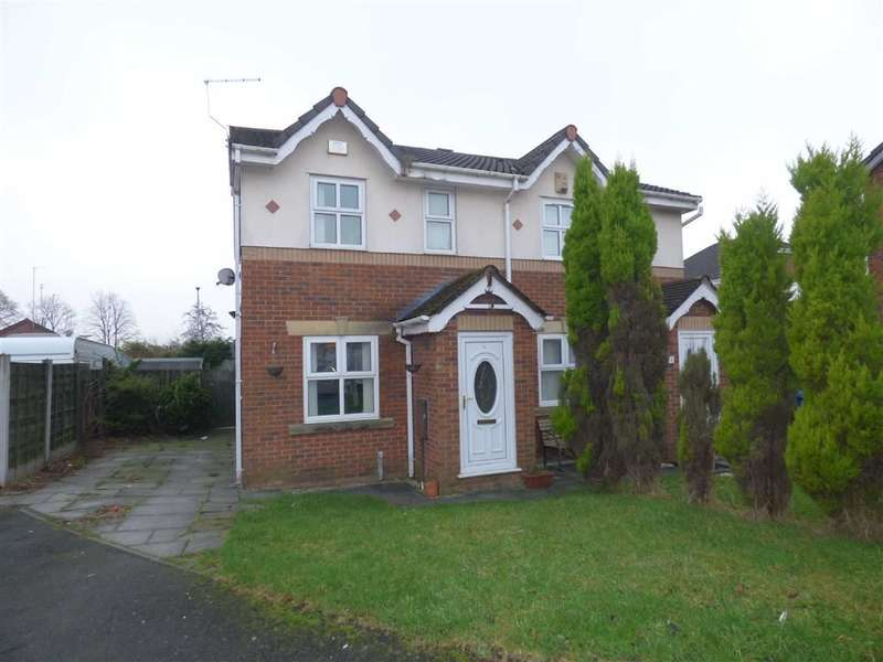 2 Bedrooms Property for sale in Sepia Grove, Middleton, Manchester, M24