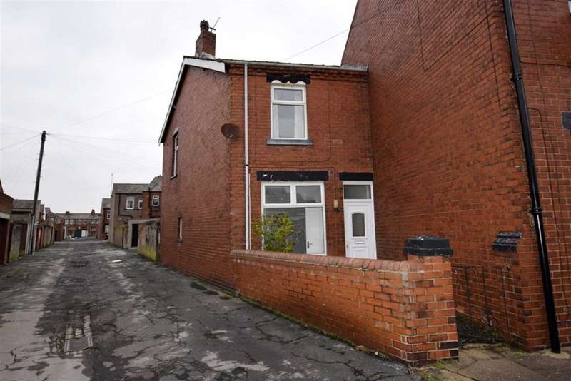 2 Bedrooms Property for sale in Barnard Street, Barrow In Furness, Cumbria