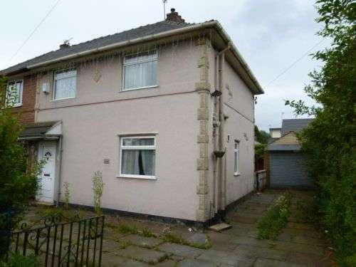 3 Bedrooms Semi Detached House for sale in Amesbury Road, Blackley - OIRO 84,950