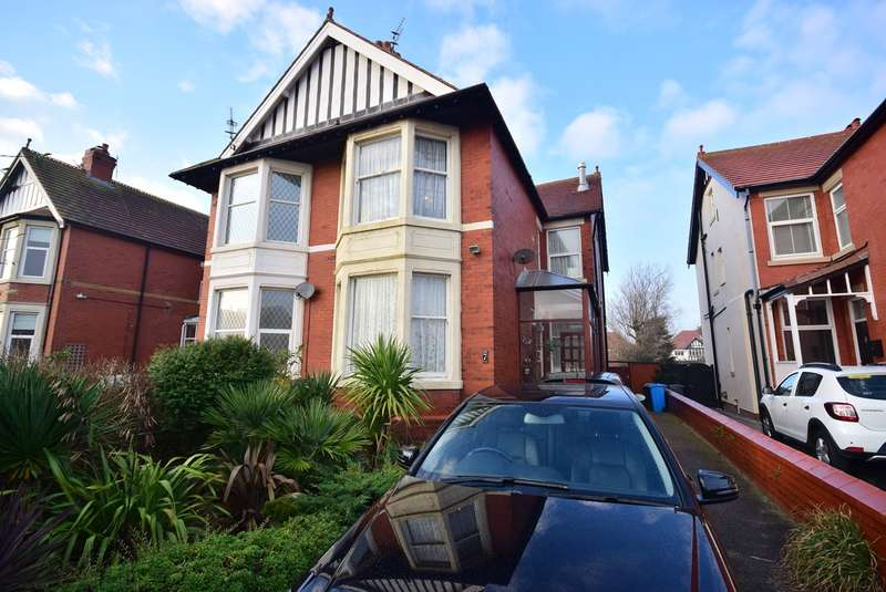 5 Bedrooms Semi Detached House for sale in St Leonards Road West, Lytham St Annes, FY8