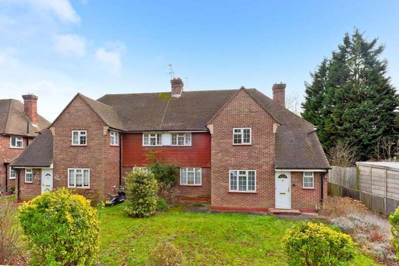 2 Bedrooms Flat for sale in Worcester Park Road KT4
