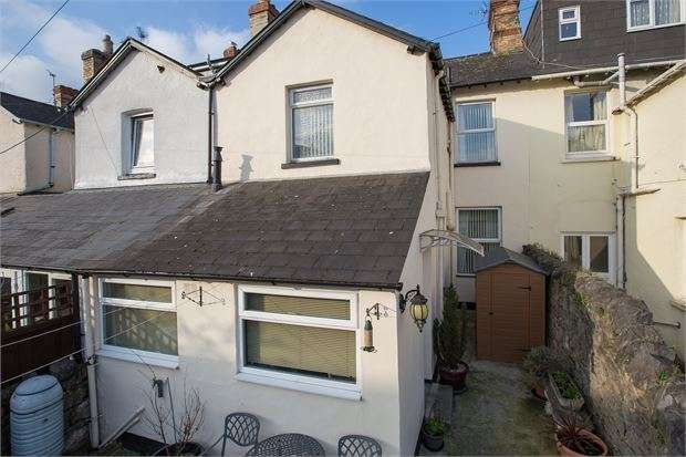 3 Bedrooms Terraced House for sale in The Avenue, Newton Abbot, Devon. TQ12 2BY