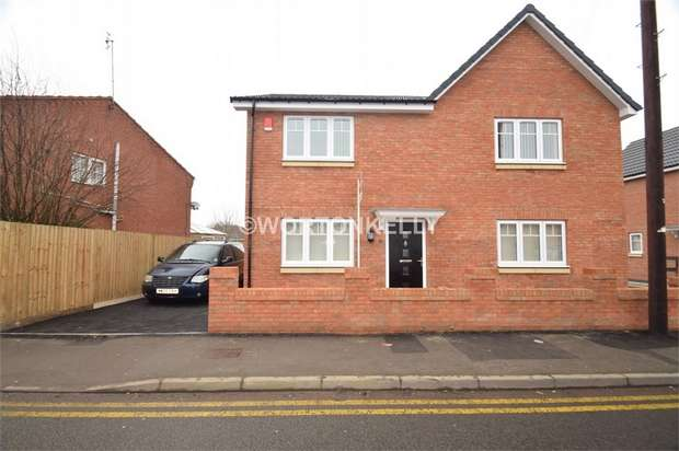 3 Bedrooms Semi Detached House for sale in Avenue Road, BILSTON, West Midlands