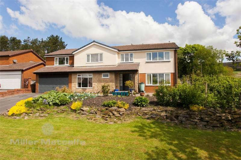 6 Bedrooms Detached House for sale in Dimple Park, Egerton, Bolton, Lancashire