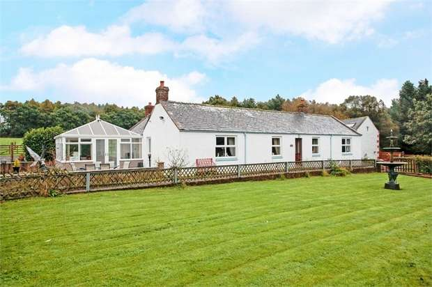 4 Bedrooms Detached House for sale in Cummertrees, Annan, Dumfries and Galloway