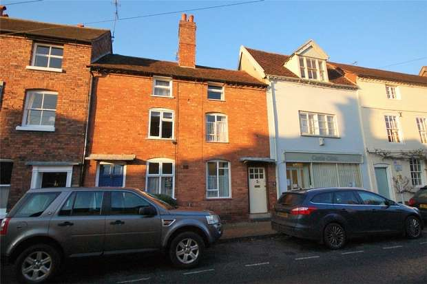 2 Bedrooms Town House for sale in St Marys Street, BRIDGNORTH, Shropshire