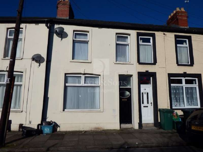 2 Bedrooms Terraced House for sale in Albany Street, Off Malpas Road, Newport. NP20 5NG