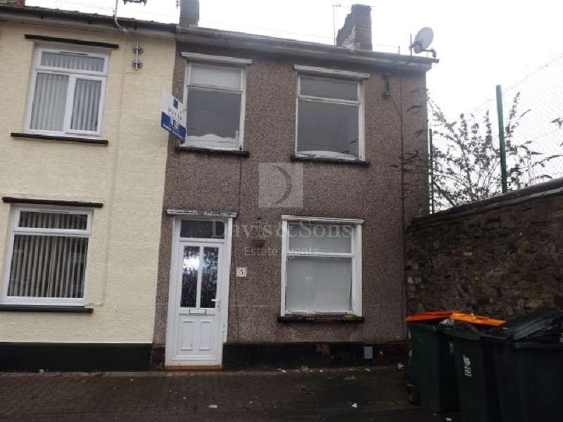 3 Bedrooms End Of Terrace House for sale in Gloster Street, Off Caerleon Road, Newport. NP19 7FH