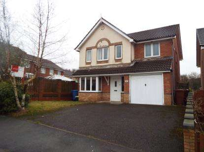 4 Bedrooms Detached House for sale in Amber Drive, Chorley, Lancashire